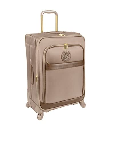 Anne Klein Newport 24 Inch Expandable Spinner, Taupe