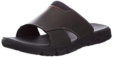 Rockport Rocsports Lite Summer Slide V77720 - 11.5 UK - Black/Black