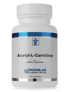 Douglas Labs - Acetyl-L-Carnitine 500 Mg 120 Capsules