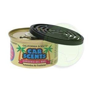 California Car Scents Gardenia Del Mar Fragrance 6 Gel Cups
