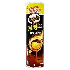Pringles XXL Hot & Spicy - 190gr