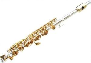 Amazon.com: Jollysun Silver Piccolo: Musical Instruments