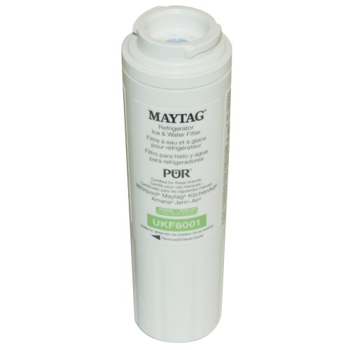 Maytag UKF8001 Puriclean II Refrigerator Cyst Water Filter, 1-Pack