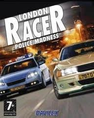 London Madness Police Racer