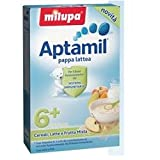 Pappa Lattea Alla Frutta Mista Aptamil 250 G
