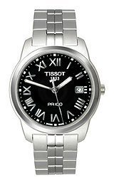 Tissot T-Classic PR 100 Black Dial Men's watch #T049.410.11.053.01