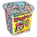 Ring Pops , 40ct Variety Pack by Topps [Foods]