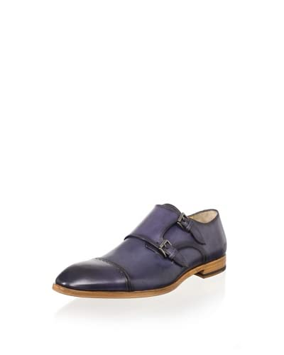 Antonio Maurizi Men's Ercole Dress Shoe  [Navy]