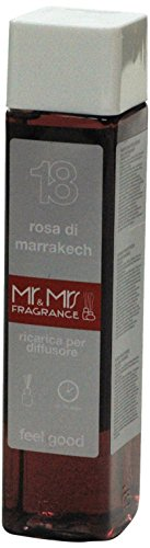 Mr&Mrs easy fragrance 018 Morocco rosa di marrakech 詰め替えボトル300ml