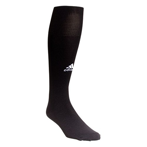 adidas metro soccer socks black 2pk Men size L 2pk 36xl 37xl black