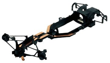 Subchassis & Front Axle F1 #1