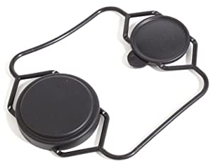 ELCAN Bikini-Style Lens Cover SpecterDR 1x-4x Black OSC-SDR-B