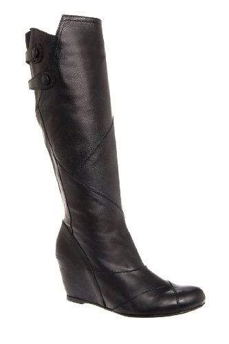 Miz Mooz West Tall High Wedge Boot