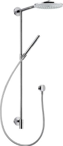 Hansgrohe Raindance Connect Showerpipe S 240 AIR with 350mm shower arm no. 27421000