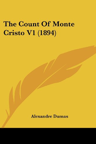The Count of Monte Cristo V1 (1894)