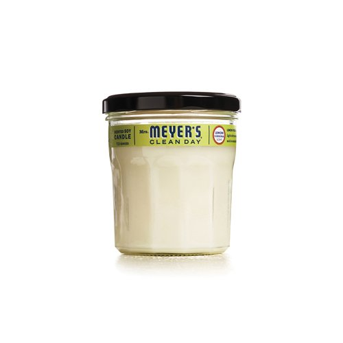 Mrs Meyer's Soy Candle - Lemon Verbena - 72 oz Candle - HSG-1211127
