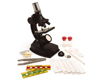 4 Pack Learning Resources Elite Microscope 100X 300X 600X