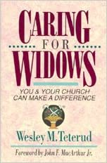 Caring for Widows: You and Your Church Can Make a Difference