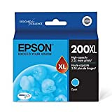 Epson DURABrite Ultra 200XL Cyan Ink Cartridge