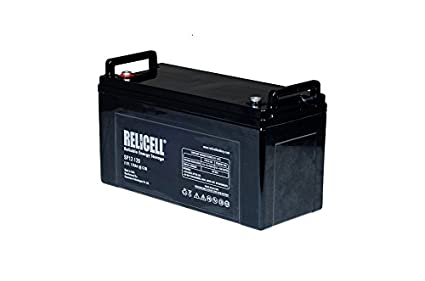 Relicell 12V 120AH UPS Battery