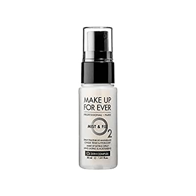 MAKE UP FOR EVER Mist & Fix Make-Up Setting Spray 1.01 fl. oz. Travel Size