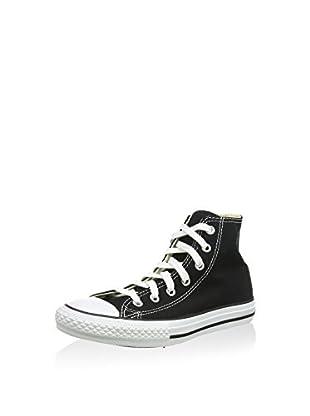 Converse Zapatillas abotinadas Chuck Taylor All Star As Core (Negro)