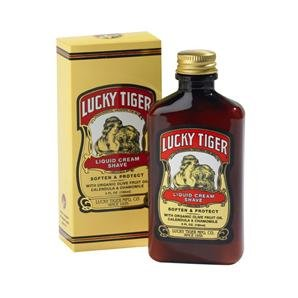 Best Cheap Deal for Lucky Tiger Liquid Cream Shave, 5 Ounce from Derby International LLC, dba KANAR - Free 2 Day Shipping Available