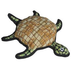 VIP Products Tuffy's Ultimate Sea Creature Burtle Turtle Dog Toy