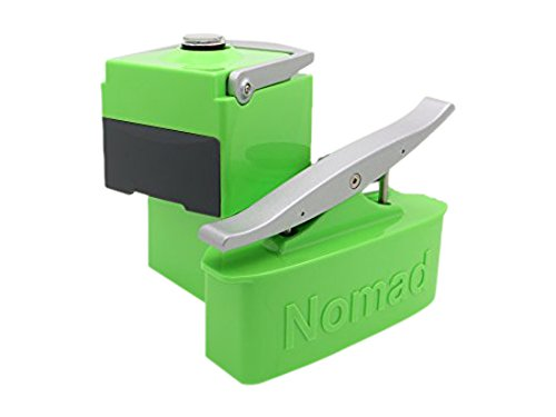 Discover Bargain UniTerra Nomad Espresso Machine - Luminescent Green
