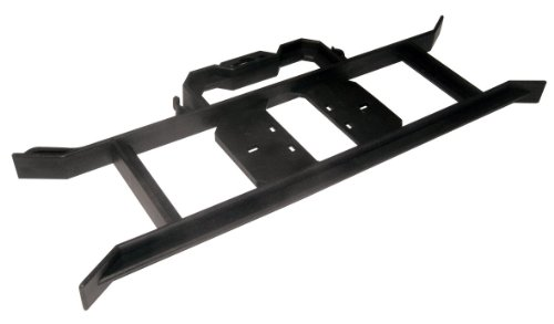 Pro Elec Black H Frame Cable Tidy with Carry Handle