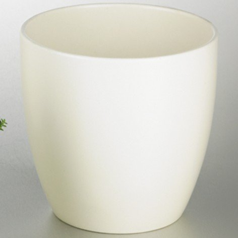 Scheurich 920/14cm Cover Pot - Cream