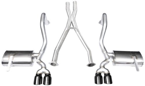 CORSA 14114BLK Cat-Back Exhaust System