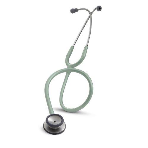 3M Littmann Classic II S.E. Stethoscope, Seafoam Green Tube, 28 inch, 2814 Reviews