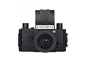 Lomography Konstruktor F DIY Build Your Own 35mm SLR Camera