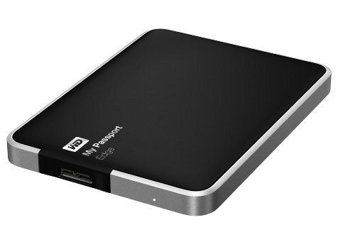 WD My Passport Edge for Mac 500GB Portable USB 3.0 External Hard Drive Storage (WDBJBH5000ABK-NESN) (Passport Edge compare prices)