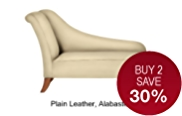 Glamour Chaise (Right-Hand) - Leather