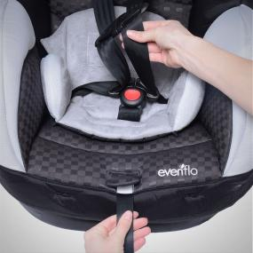 evenflo sureride dlx convertible car seat paxton baby shop. Black Bedroom Furniture Sets. Home Design Ideas