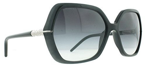 Burberry  Burberry 4107 30018g Black 4107 Square Sunglasses Lens Category 3
