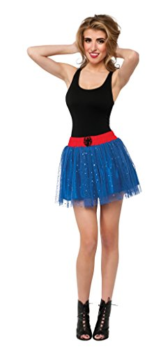 Rubie's Costume Women's Marvel Universe Adult Spiderman Fancy Skirt