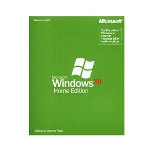 Microsoft Windows XP Home - Additional License Pack