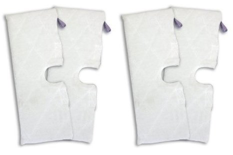 Shark XLT3501 (EXTRA LARGE), Set of 4, Microfiber