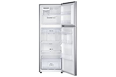 Samsung RT36JSRYESA Frost-free Double-door Refrigerator (345 Ltrs, 4 Star Rating, Metal Graphite)
