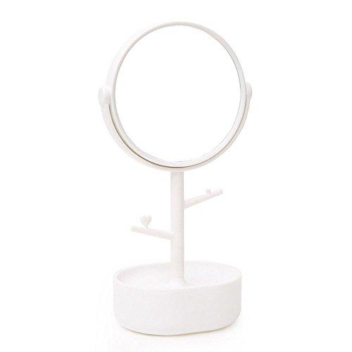 y-b-plateau-multifonction-double-face-pivotant-miroir-avec-grossissement-3-x-hauteur-228-cm-multicol
