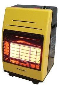 18,000 BTU LP Cabinet Heater