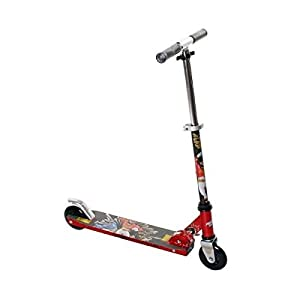 Power Rangers Scooter, Red, 4-Inch