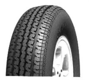 Tow Trailer Tire Triangle 205/75R14 4 Ply Radial Tire