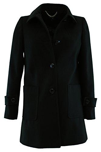 CILEL0016 - Cappotto Nero S