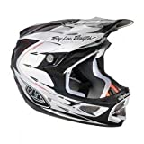 TroyLee D3 Team, Palmer Chrome Silver, Small 54-55cm