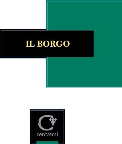 2012 Centanni Il Borgo White Blend 750 Ml