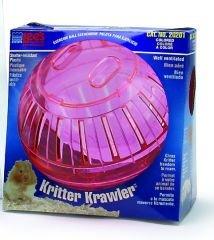Hamster Kritter Krawler, 7″ Neon